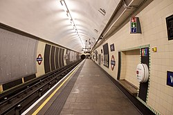 WoodGreen - Looking north on the eastbound platform after (4571326624).jpg