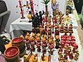 Wooden crafts in Amaravathi crafts festival 6.jpg