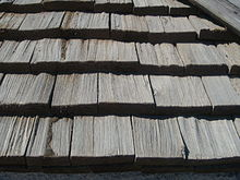 Wood Shingle Wikipedia The Free Encyclopedia