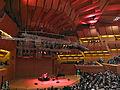 Woody Allen with the Eddy Davis New Orleans Jazz Band Line up Philharmonie Gasteig München.jpg