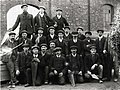 Workers at Beverley railway station circa 1900 (archive ref DDX1319-1-EYC13) (25211234013).jpg