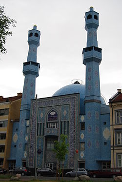 moskeer i oslo