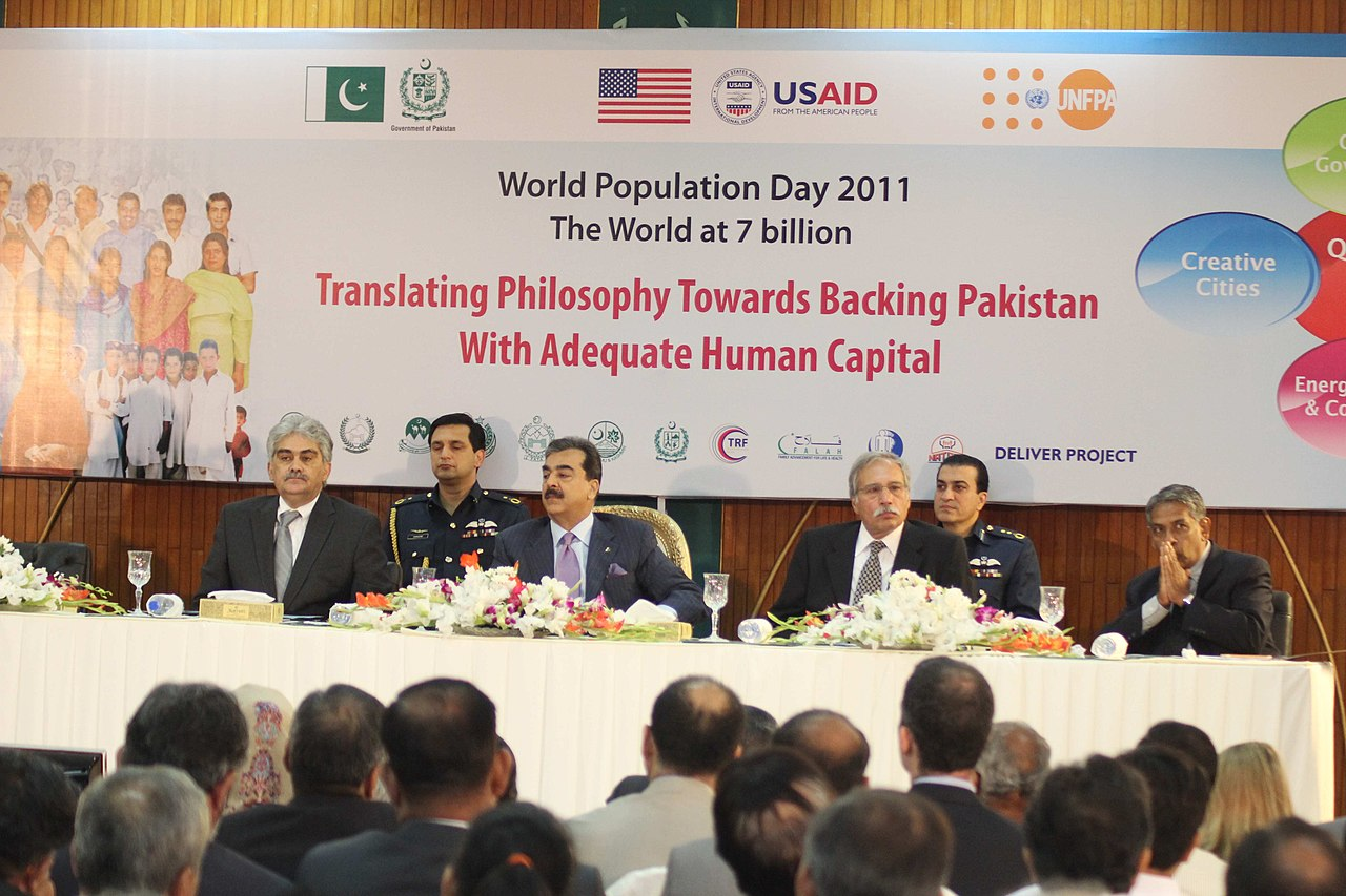 File:World Population Day -- Launch of Logistic Management