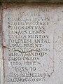 World War I Memorial names in Gyömrő, Pest County, Hungary.jpg