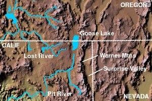 Warner Mountains - Image: Wpdms shdrlfi 020l warner mountains