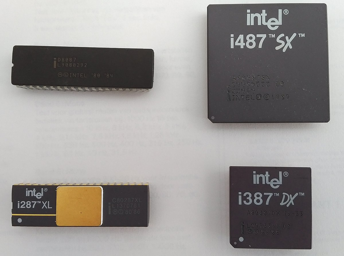 Floating Point Unit Wikipedia Programmable Integrated Circuit Mc908gr60acfje 8bit Microcontrollers