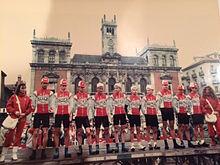 Robin Morton (cycling) - Wikipedia