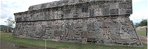 Xochicalco - Temple of the Feathered Serpent