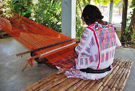 textiles indigenas mexico df