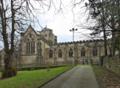 Y Gadeirlan Bangor Cathedral Church, Gwynedd North Wales 02.tif