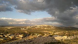 Yabad Municipality in Jenin Governorate