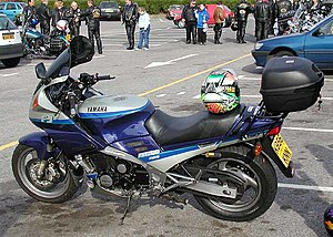 Yamaha FJ - FJ1200 with ABS brakes