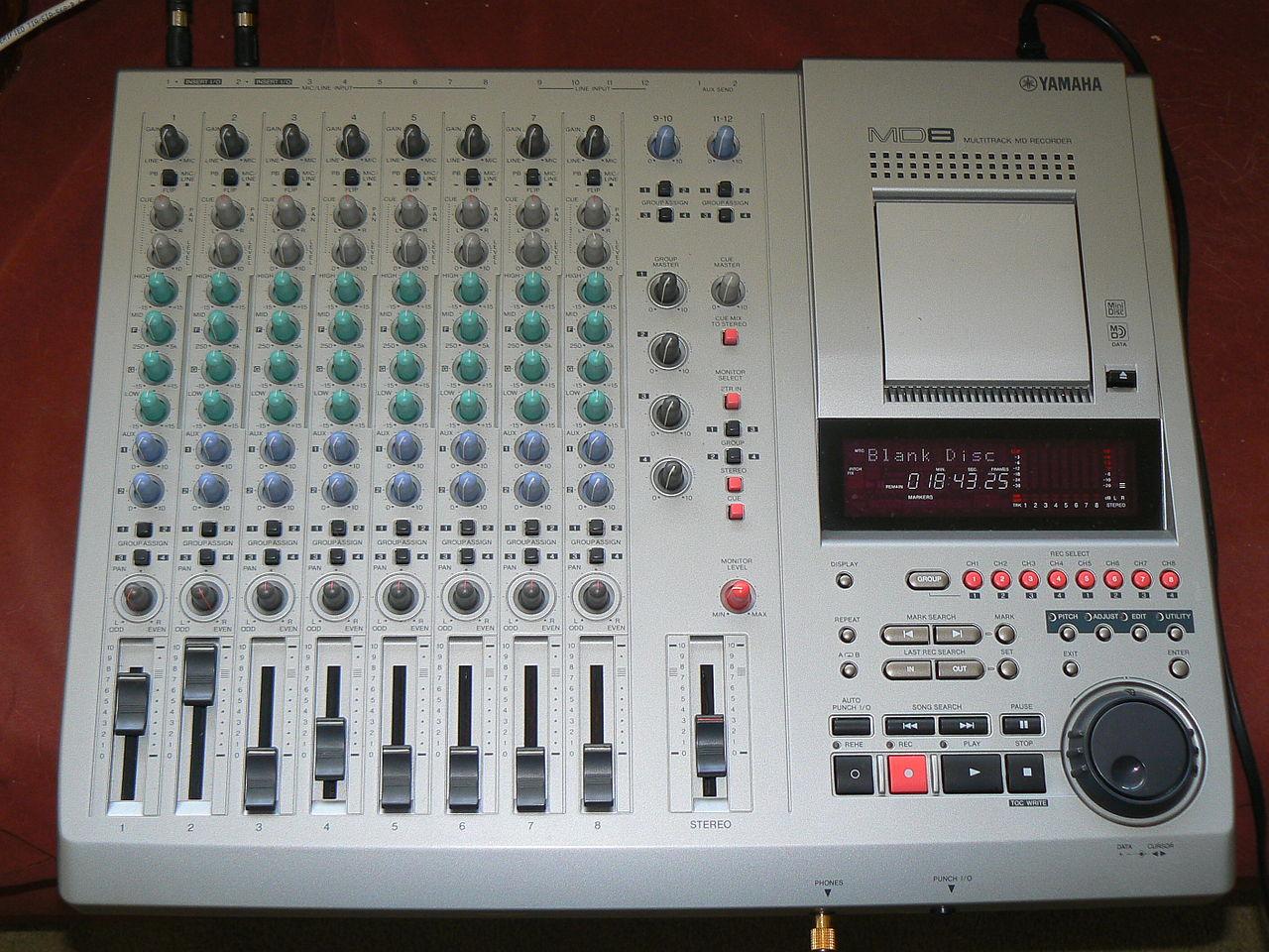 Yamaha Md Wiki