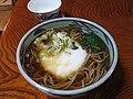 Yamakake soba by spinachdip.jpg