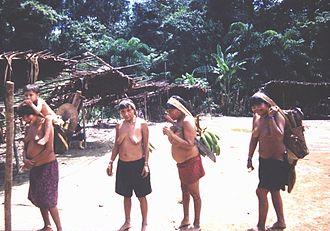 Yanomami - Yanomami women in Venezuela