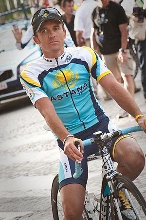 Yaroslav Popovych - Popovych at the 2009 Tour de France