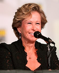 Yeardley Smith vuoden 2012 Comic Conissa.