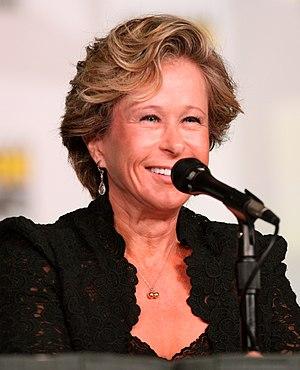 Yeardley Smith - Smith at the 2012 San Diego Comic-Con International