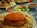 Yemeni food - Mandi - 2011.jpg
