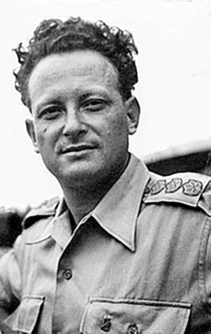 Kfar Tavor - Major General Yigal Allon (1948–49)