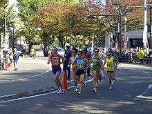 Longdistance running Wikipedia
