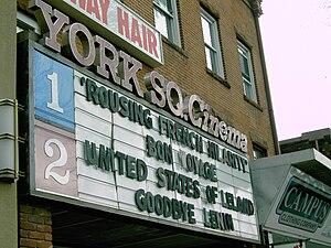 York Square Cinema - York Square Cinema