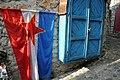 Yugoslavian flag in Mostar.jpg