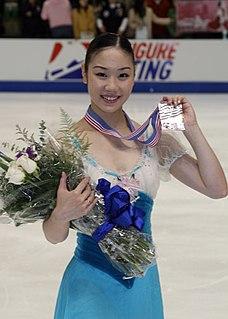 Yukari Nakano figure skater