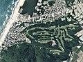 Yunohama Country Club, Tsuruoka Yamagata Aerial photograph.2016.jpg