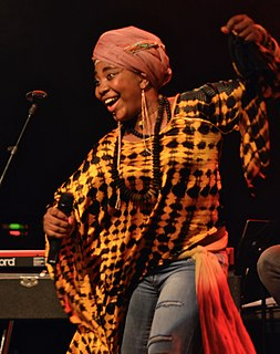 Yvonne Mwale singer and songwriter