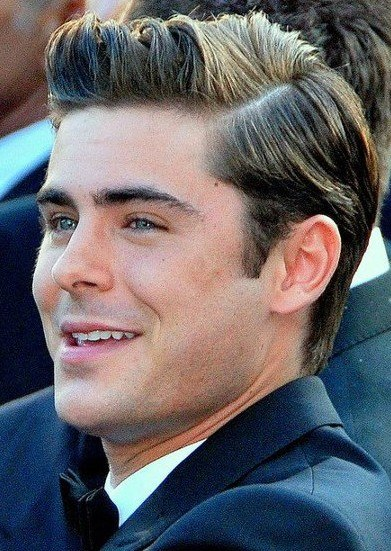 Zac Efron Cannes 2012