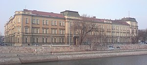 Morava Banovina -  Side view