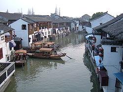 Zhujiajiao canal