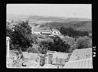 Zionist colonies on Sharon. Yakob, wine cellars. Zammarin LOC matpc.15202.jpg