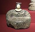 """Bactrian Princess""; late 3rd–early 2nd millennium BC; grey chlorite and calcite; Barbier-Mueller Museum (Geneva, Switzerland) 1.jpg"