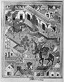 """The Spy Zambur Brings Mahiya to the City of Tawariq"", Folio from a Hamzanama (Book of Hamza) MET 55118.jpg"