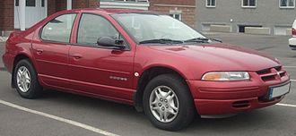 Dodge Stratus - Front