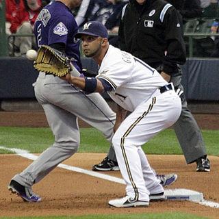 Álex González (shortstop, born 1977) Venezuelan baseball player