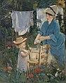 Édouard Manet - Laundry (Le Linge) - BF957 - Barnes Foundation.jpg