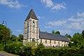 Église Notre-Dame de Blangy-le-Château. Vue depuis la route.jpg