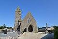 Église Notre-Dame de La Colombe. Vue ouest.jpg