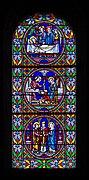 Église Saint-Austremoine - Issoire - Vie de Saint-Joseph.jpg