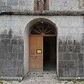 Église Saint-Cyr-et-Sainte-Julitte de La Rixouse et du cimetière - porte d'entrée.JPG