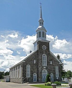 Saint-Étienne-des-Grès, Quebec - Saint-Étienne Church
