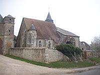 Église la Trinité-Saint-Sauveur de Fours.JPG