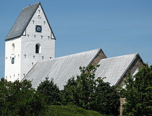 Ølgod - Ølgod church