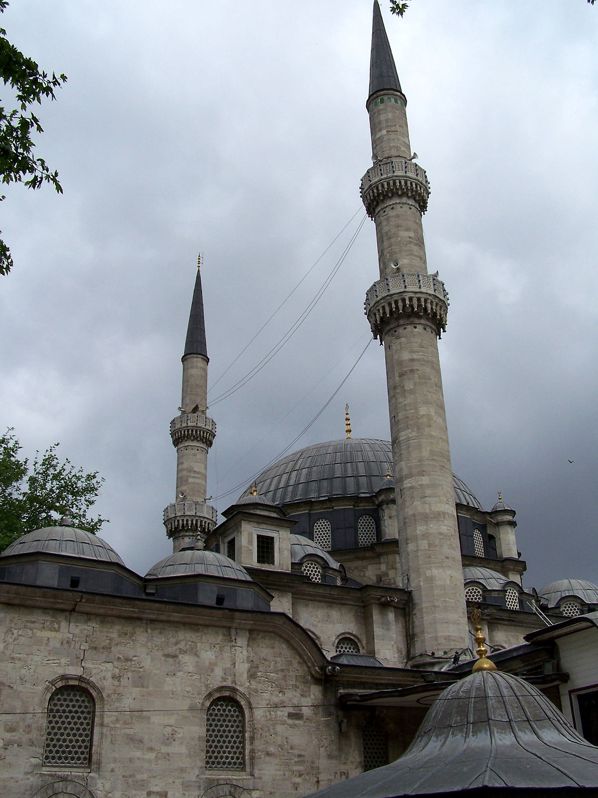 Eyüp Sultan Mosque - Wikipedia