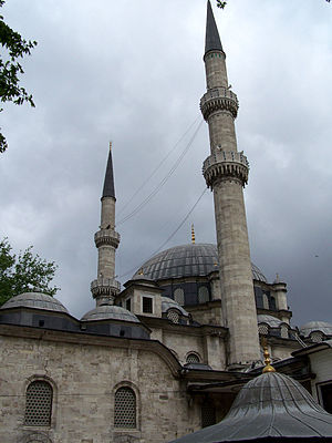 Eyüp Sultan Mosque - Eyüp Sultan Mosque
