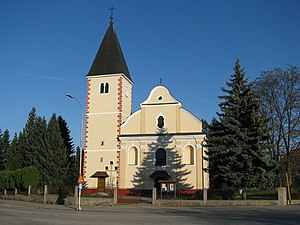 Oroslavje - Church in Oroslavje