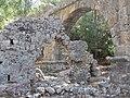 Акведук и остатки стены. Фаселис. Турция. Июнь 2012 - panoramio.jpg